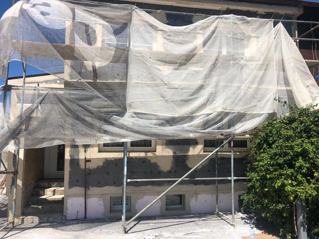 Obrázek 6 pro referenci Zateplení fasády RD open polystyrenem Tuchlovice | STAVBA 191009