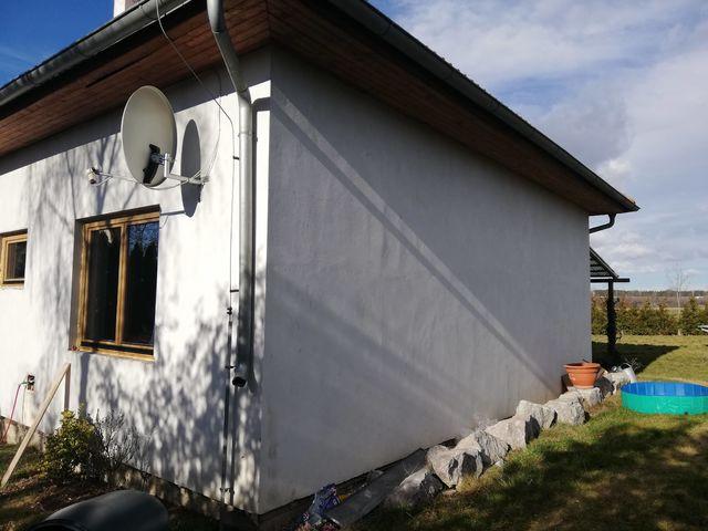Obrázek 2 pro referenci Zateplení fasády RD šedým EPS s Klinker obklady Dolní Břežany | STAVBA  191019