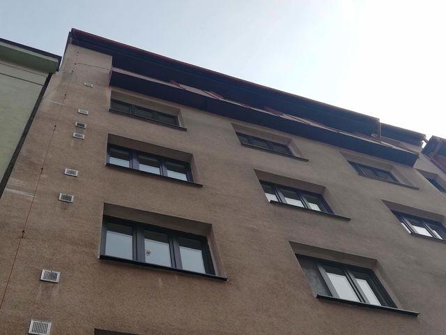 Obrázek 3 pro referenci Realizace omítky bytového domu Praha 5 |  STAVBA 191023