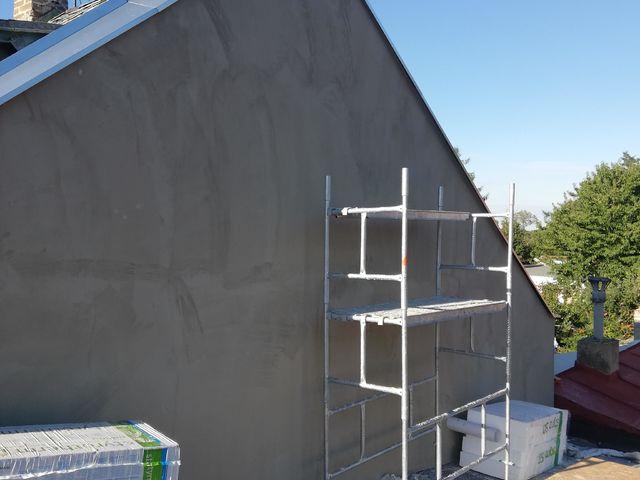 Obrázek 4 pro referenci Realizace zateplení fasády RD grafitovým polystyrenem  Kladno | STAVBA 191027
