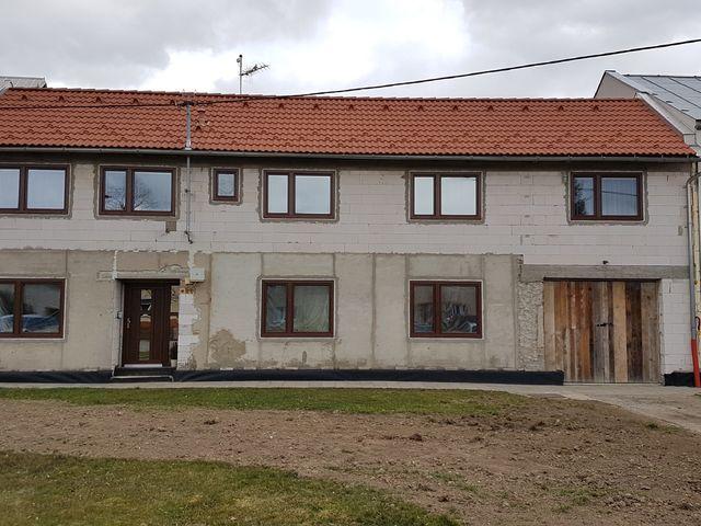 Obrázek 4 pro referenci Paropropustné zateplení fasády RD Miškovice | STAVBA 182015