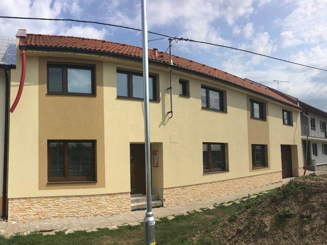 Obrázek 5 pro referenci Paropropustné zateplení fasády RD Miškovice | STAVBA 182015