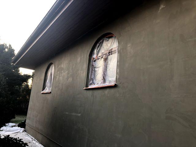 Obrázek 5 pro referenci Zateplení fasády RD šedým polystyrenem  Holšiny | STAVBA 191004