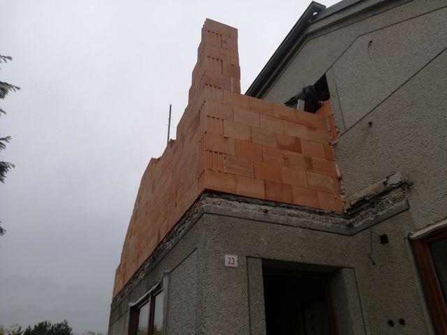 Obrázek 3 pro referenci Rekonstrukce RD - přístavba a kompletní zateplení Horka nad Moravou| STAVBA 172009