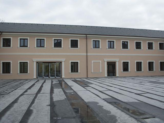 Obrázek 4 pro referenci Zateplení fasády CHATEAU ŠANOV + instalace dekorativních prvků | STAVBA 181008
