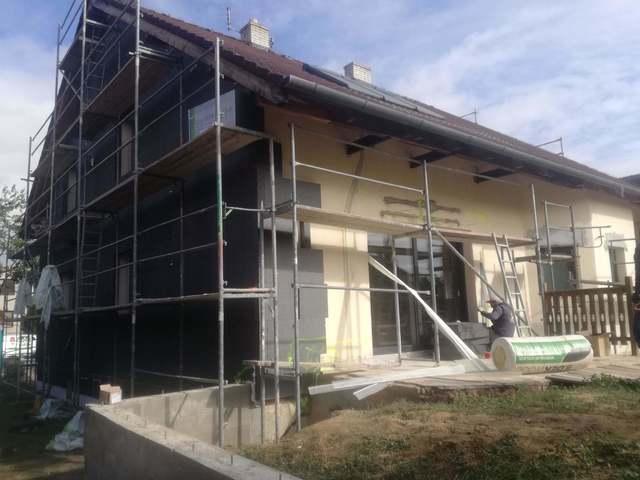 Obrázek 2 pro referenci Zateplení fasády RD šedým polystyrenem Rajhrad | STAVBA 182018