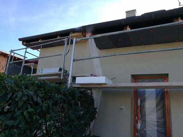 Obrázek 6 pro referenci Zateplení fasády RD šedým polystyrenem Rajhrad | STAVBA 182018