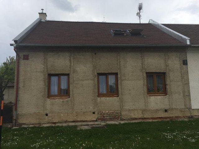 Obrázek 2 pro referenci Paropropustné zateplení fasády RD Slatinice | STAVBA 182001