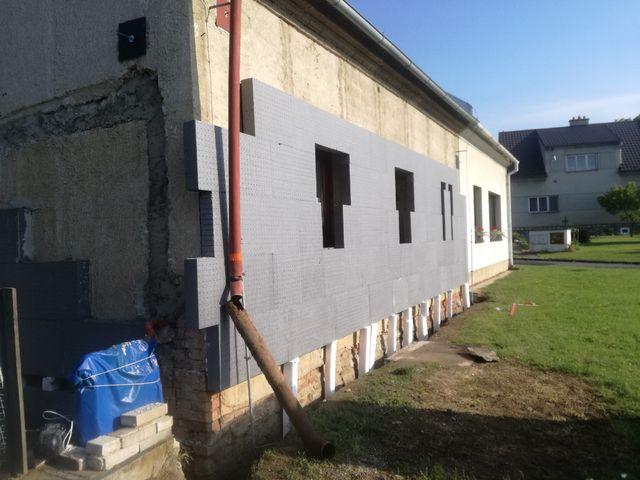Obrázek 4 pro referenci Paropropustné zateplení fasády RD Slatinice | STAVBA 182001