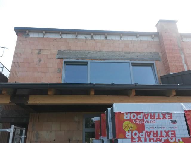 Obrázek 4 pro referenci Realizace zateplení fasády RD šedým polystyrenem Valašěké Meziřící | STAVBA  15019