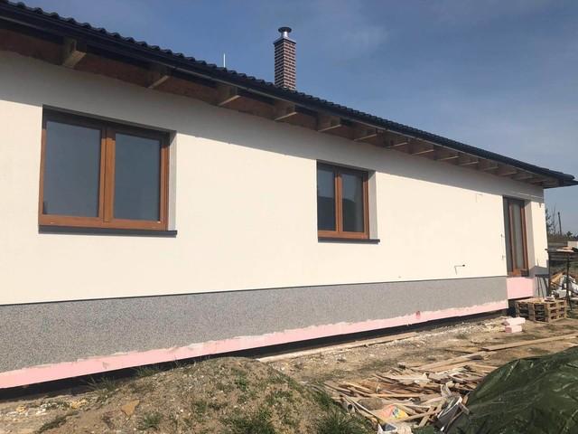 Obrázek 4 pro referenci Realizace zateplení RD šedým polystyrenem Ledce u Mladé Boleslavi | STAVBA 201007