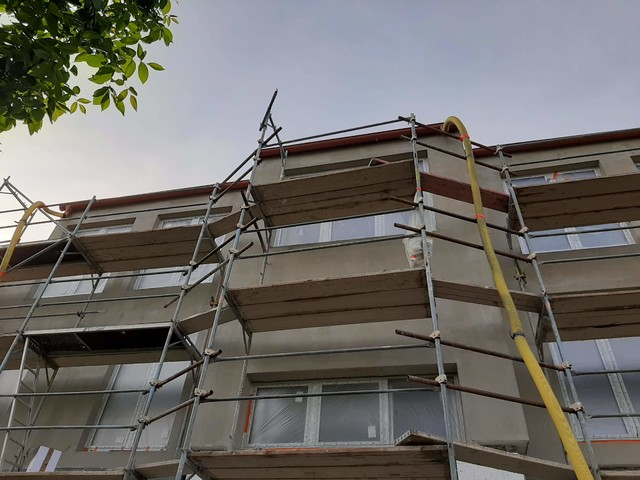 Obrázek 3 pro referenci Realizace zateplení RD paropropustným polystyren Baumit Open Praha 10 | STAVBA 201012
