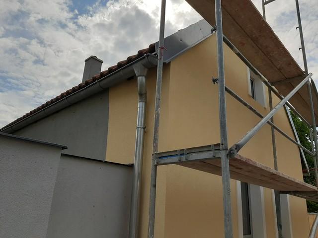 Obrázek 3 pro referenci Realizace zateplení RD Baumit fasádní vatou Dobříč | STAVBA 201014