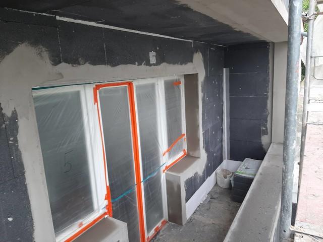 Obrázek 4 pro referenci Realizace zateplení RD Šedým polystyrenem Vysočany | STAVBA 201019