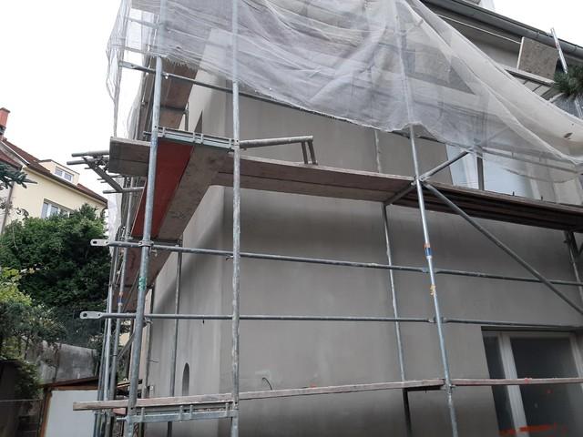 Obrázek 5 pro referenci Realizace zateplení RD Šedým polystyrenem Vysočany | STAVBA 201019