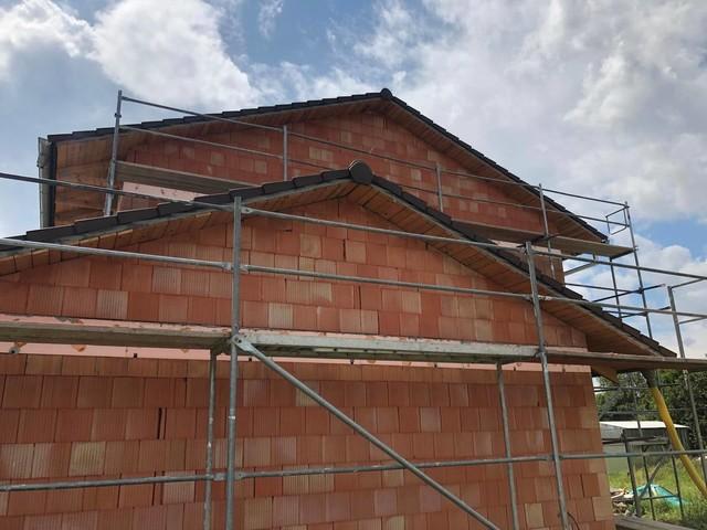 Obrázek 2 pro referenci Realizace zateplení fasády RD bílým polystyrenem Mnichovo Hradiště | STAVBA 201024