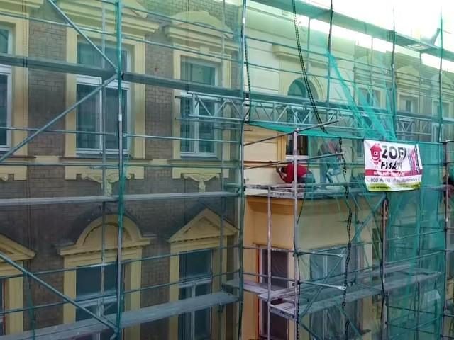 Obrázek 3 pro referenci Realizace zateplení BD Minerální vatou Praha 5 Na Bělidlech | STAVBA 201031