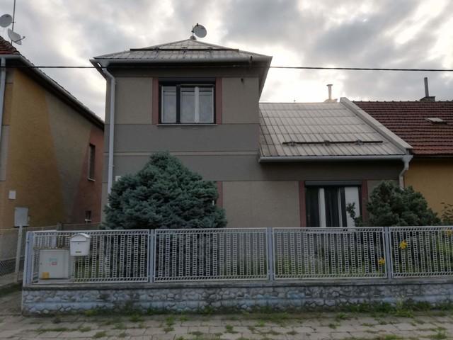 Obrázek 3 pro referenci Zateplení fasády RD šedým polystyrenem Hranice na Moravě   STAVBA 202001