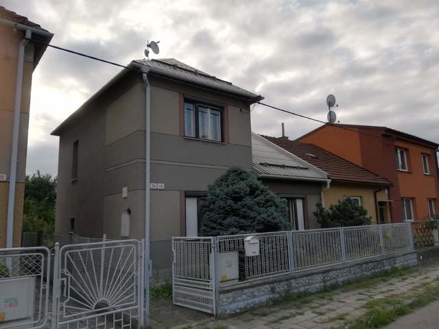 Obrázek 4 pro referenci Zateplení fasády RD šedým polystyrenem Hranice na Moravě   STAVBA 202001