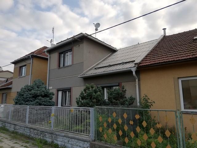 Obrázek 6 pro referenci Zateplení fasády RD šedým polystyrenem Hranice na Moravě   STAVBA 202001