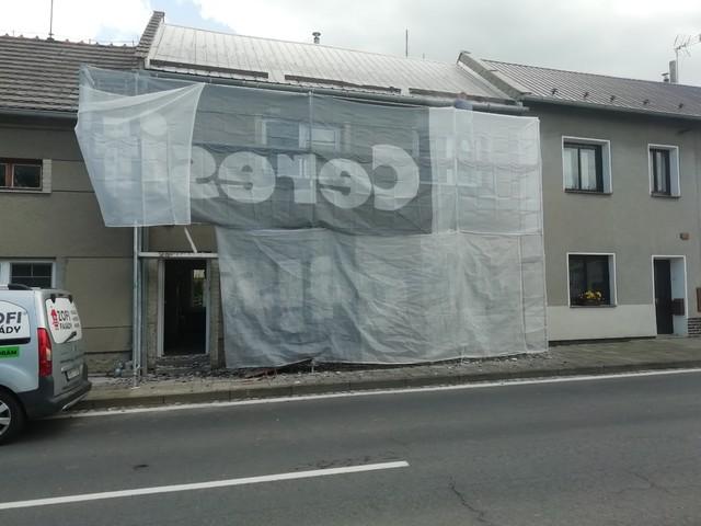 Obrázek 3 pro referenci Zateplení fasády RD šedým polystyrenem Dub nad Moravou | STAVBA 202006