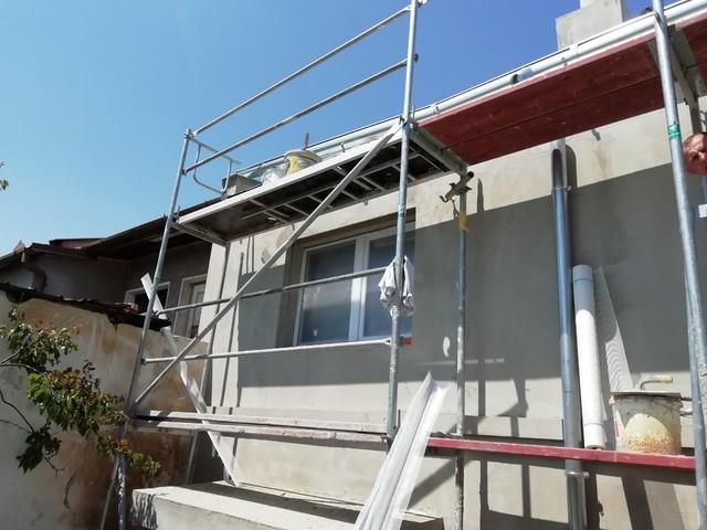 Obrázek 6 pro referenci Zateplení fasády RD šedým polystyrenem Dub nad Moravou | STAVBA 202006