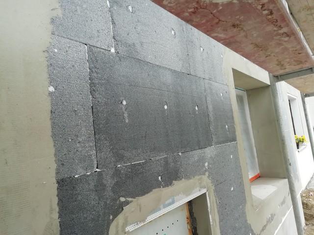 Obrázek 5 pro referenci Zateplení fasády RD šedým polystyrenem Dub nad Moravou | STAVBA 202006