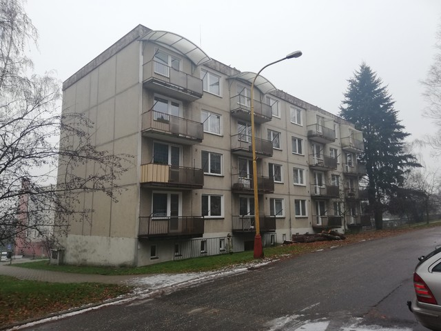 Obrázek 5 pro referenci Rekonstrukce a zateplení bytového domu šedým EPS Libina | STAVBA 202009