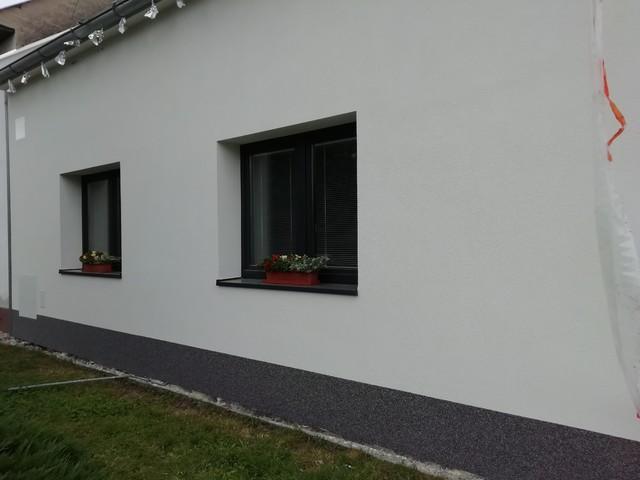 Obrázek 6 pro referenci Zateplení fasády RD bílým polystyrenem Dobrotice | STAVBA 202011
