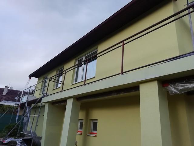Obrázek 4 pro referenci Zateplení fasády RD šedým polystyrenem Lazníčky | STAVBA 202011