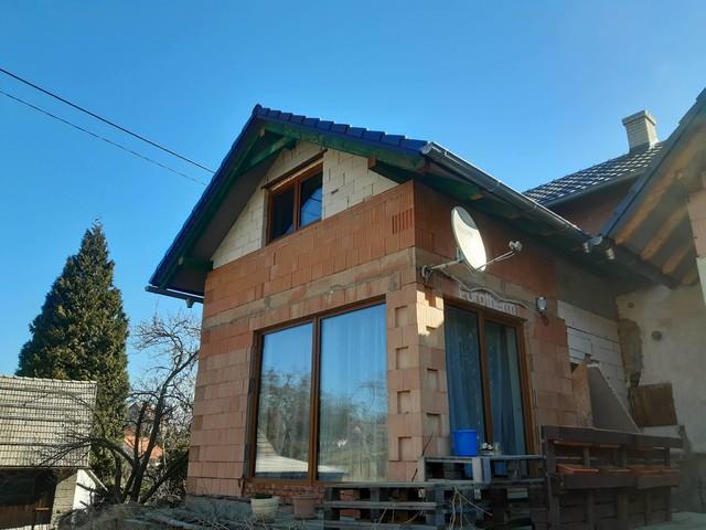 Obrázek 2 pro referenci Zateplení fasády RD šedým polystyrenem Provodovice | STAVBA 202021