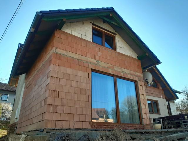 Obrázek 4 pro referenci Zateplení fasády RD šedým polystyrenem Provodovice | STAVBA 202021