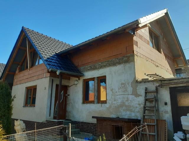 Obrázek 5 pro referenci Zateplení fasády RD šedým polystyrenem Provodovice | STAVBA 202021