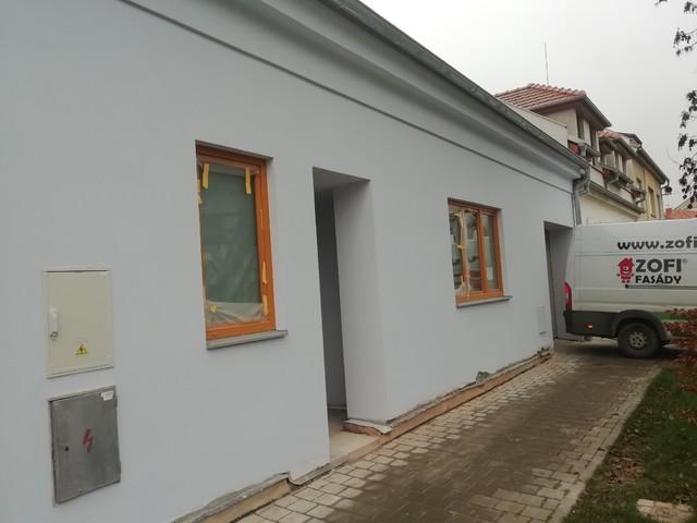 Obrázek 3 pro referenci Zateplení fasády RD bílým polystyrenem Brno-Bystrc   STAVBA 202030