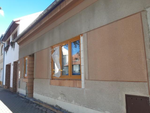 Obrázek 4 pro referenci Zateplení fasády RD bílým polystyrenem Brno-Bystrc   STAVBA 202030