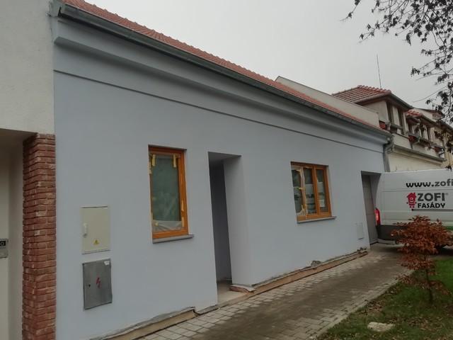 Obrázek 5 pro referenci Zateplení fasády RD bílým polystyrenem Brno-Bystrc   STAVBA 202030
