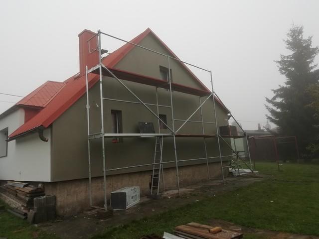 Obrázek 4 pro referenci Zateplení fasády RD šedým polystyrenem Ruda Tvrdkov | STAVBA 202028