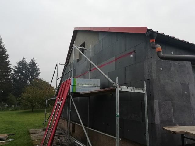 Obrázek 6 pro referenci Zateplení fasády RD šedým polystyrenem Ruda Tvrdkov | STAVBA 202028