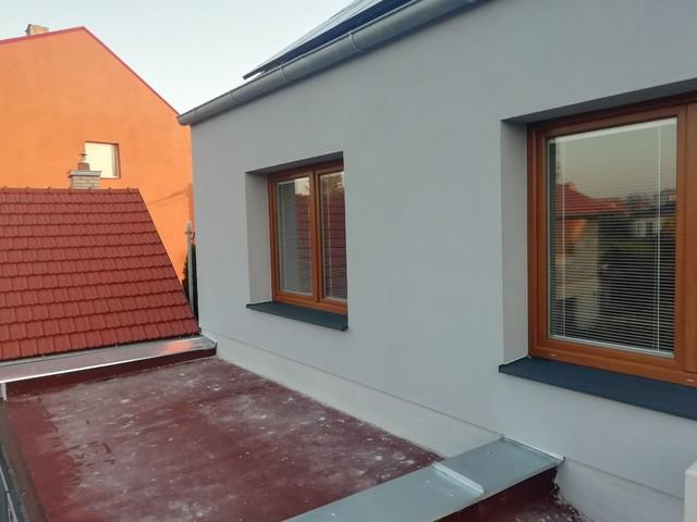 Obrázek 4 pro referenci Zateplení fasády RD šedým polystyrenem Žabčice | STAVBA 202029