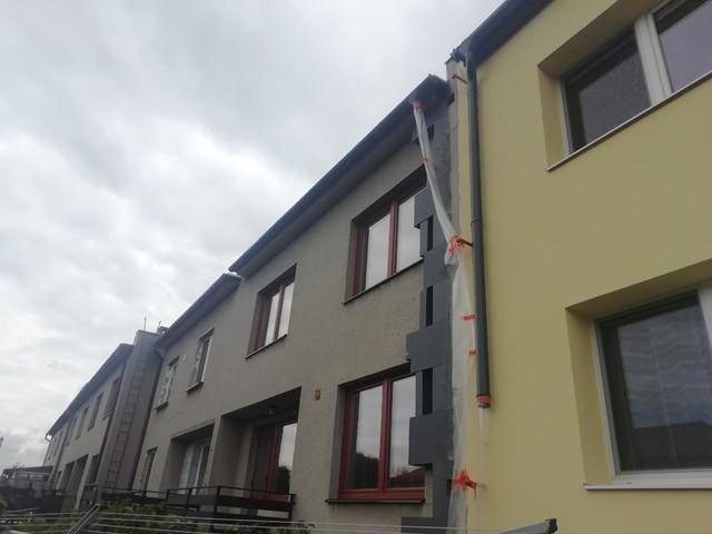 Obrázek 4 pro referenci Zateplení fasády RD šedým polystyrenem Lipník nad Bečvou | STAVBA 202018