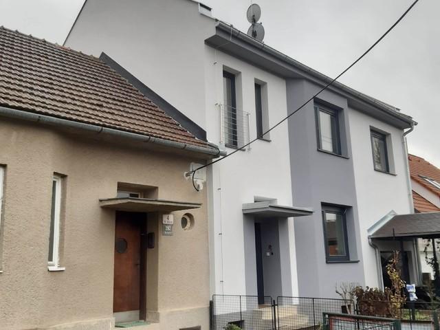 Obrázek 6 pro referenci Zateplení fasády RD  grafitovým polystyrenem Brno | STAVBA 202016