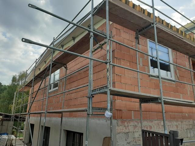 Obrázek 5 pro referenci Realizace zateplení RD šedým polystyrenem Praha-Dubeč  | STAVBA 201026