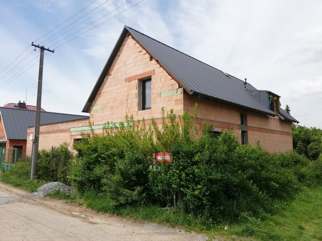 Obrázek 2 pro referenci Realizace zateplení RD fasádní minerální vatou Čerčany | STAVBA 201028
