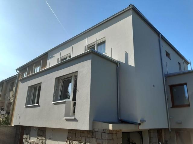 Obrázek 2 pro referenci Zateplení RD šedým polystyrenem, rekonstrukce terasy Brno | STAVBA 202020