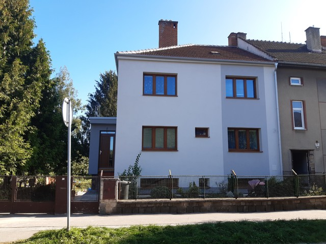 Obrázek 5 pro referenci Zateplení RD šedým polystyrenem, rekonstrukce terasy Brno | STAVBA 202020