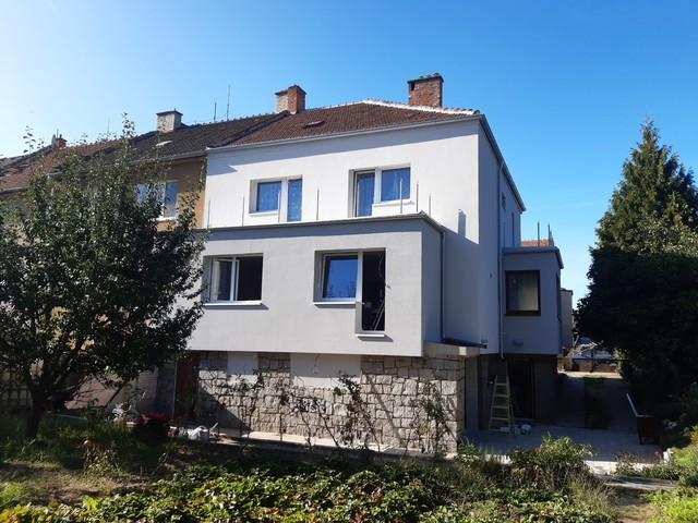 Obrázek 4 pro referenci Zateplení RD šedým polystyrenem, rekonstrukce terasy Brno | STAVBA 202020