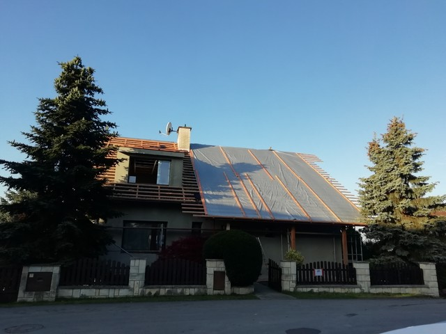 Obrázek 6 pro referenci Zateplení RD šedým polystyrenem Valašské Meziříčí | STAVBA 202007