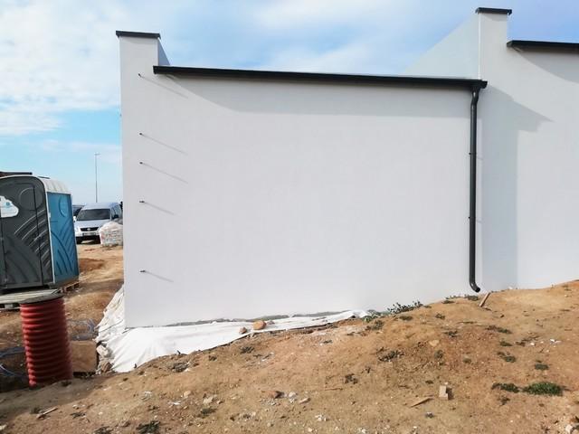 Obrázek 5 pro referenci Zateplení rodinného domu a garáže šedým polystyrenem Mokrá u Brna | STAVBA 212002