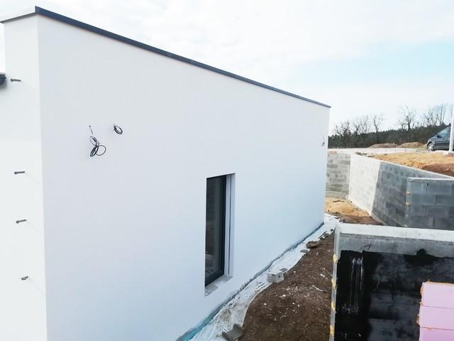 Obrázek 4 pro referenci Zateplení rodinného domu a garáže šedým polystyrenem Mokrá u Brna | STAVBA 212002