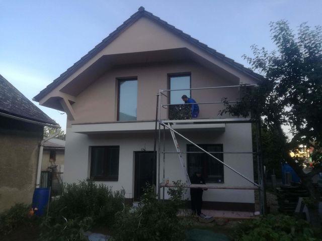 Obrázek 4 pro referenci Zateplení fasády RD šedým polystyrenem Velký Týnec | STAVBA 182006
